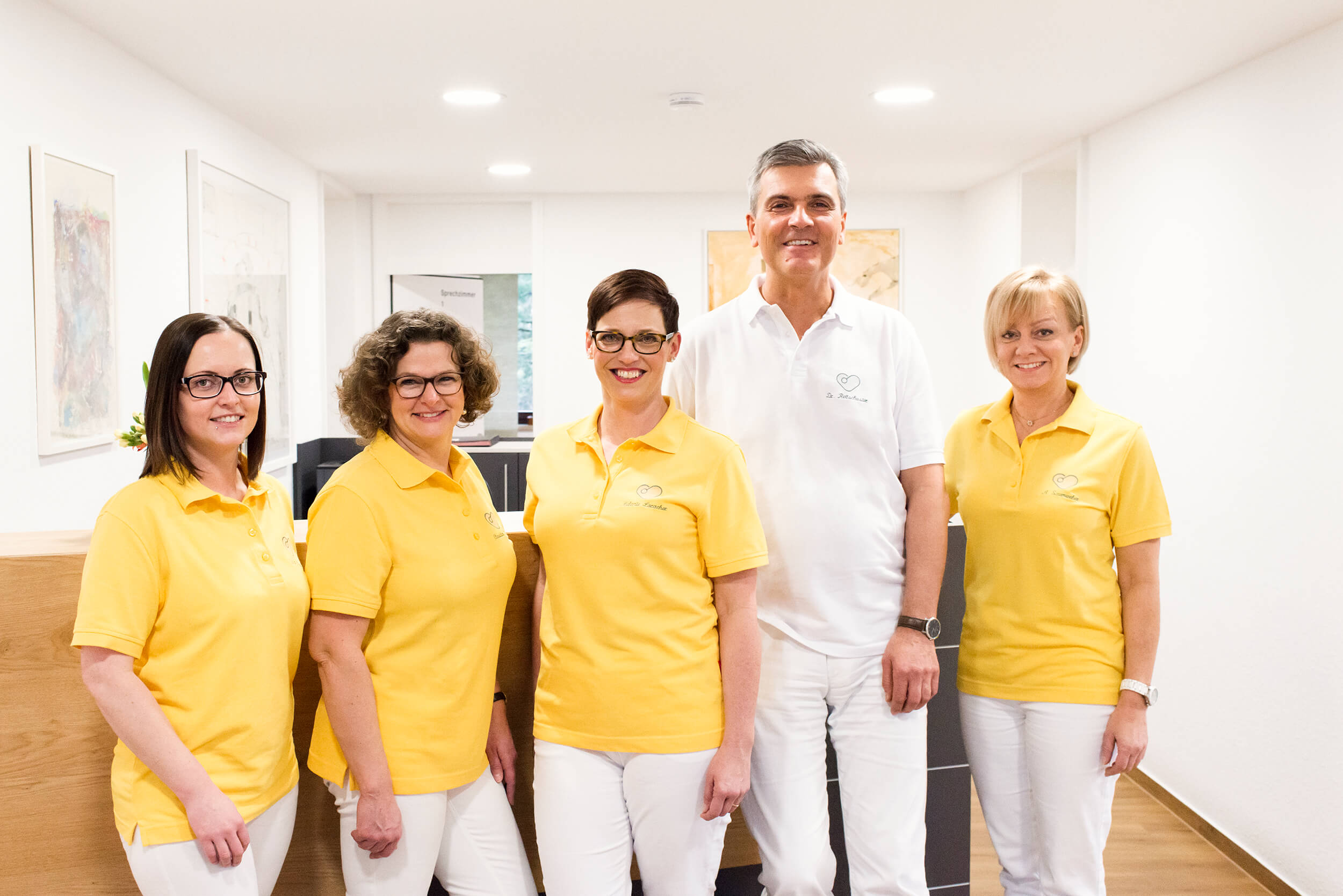 Team Kardiologie Reitschuster