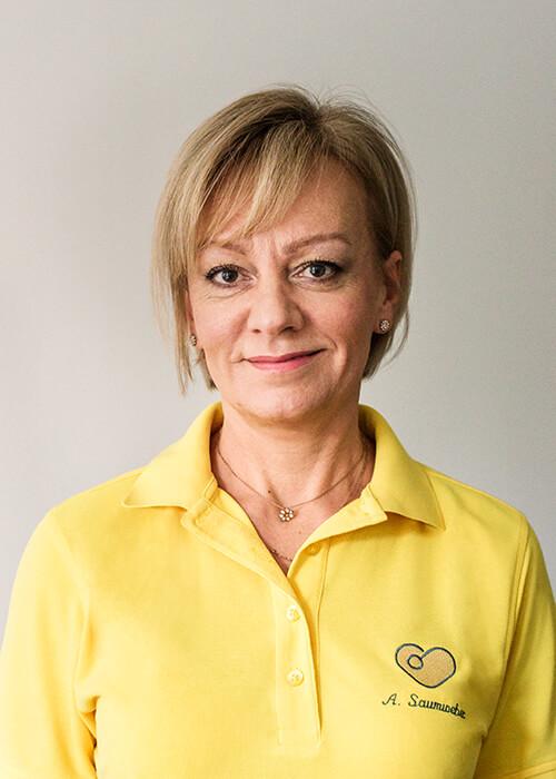 Annegret Saumweber